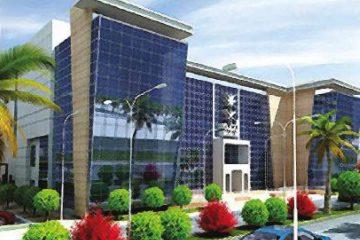 Modon Administration Building - Jeddah