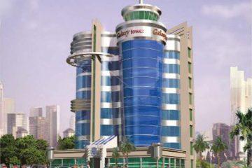 8 Storey Al Hagbani Galaxy Tower