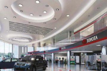 Toyota Yanbu 3S Showroom
